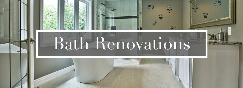 Bathroom Additions or remodel